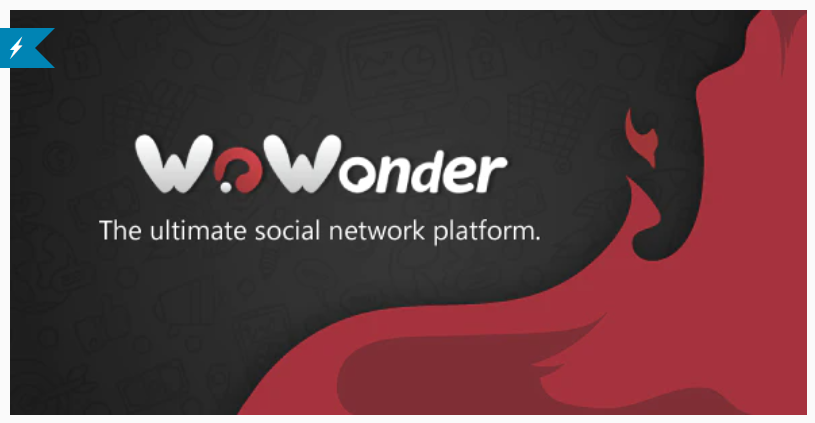 WoWonder | The Ultimate PHP Social Network Platform